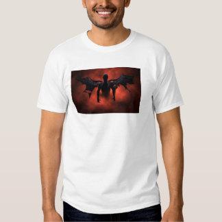 demonio caido camisetas