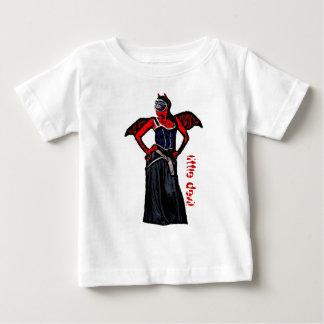 Demonio Camiseta Para Bebé