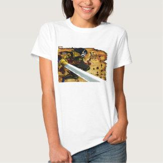 ¿Demonio conseguido?  (para mujer) Camiseta