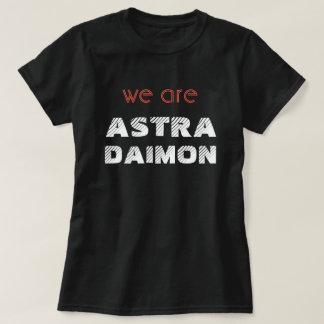 Demonio de Astra - el Grail de la Atlántida - Camiseta