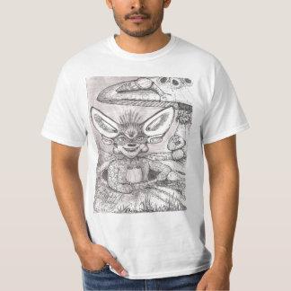 Demonio de hadas camisetas