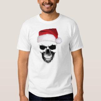 Demonio de Navidad de Papá Noel Camisas