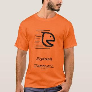 Demonio de velocidad camiseta