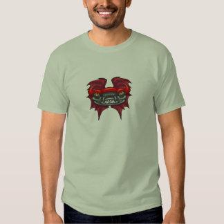 Demonio de velocidad camisetas
