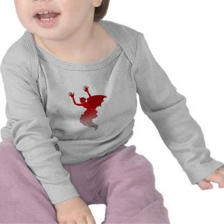 Demonio diablo demon devil camisetas