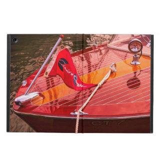 Demostración antigua 1 del barco funda para iPad air
