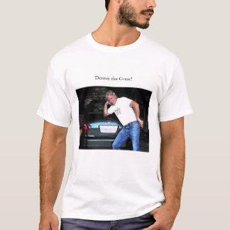 Dennis el grande camiseta