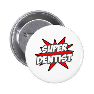 Dentista estupendo pin