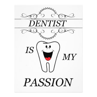 Dentista Folleto 21,6 X 28 Cm