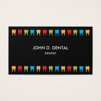 Dentista, negocio dental o tarjeta del perfil