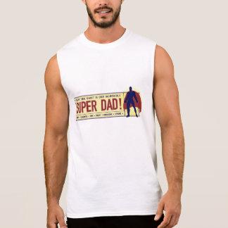 ¡Dentro de esta camisa es un papá estupendo!