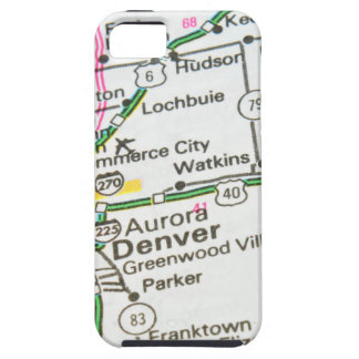 Denver, Colorado Funda Para iPhone SE/5/5s