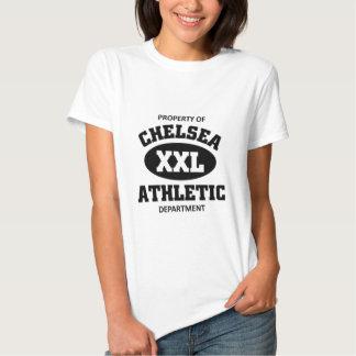 Departamento atlético de Chelsea Camisas