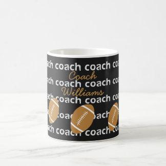 Deportes personalizados de la taza del entrenador