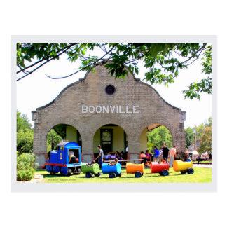 Depósito de Boonville de Kathy Cornett Postal
