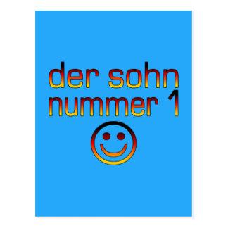 Der Sohn Nummer 1 - hijo del número 1 en alemán