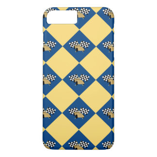 Derby a cuadros funda iPhone 7 plus