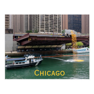 Derby Ducky de goma Chicago Postal