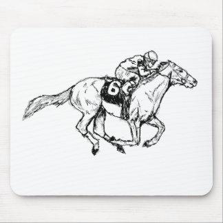 Derby yo Kentucky Alfombrilla De Ratón