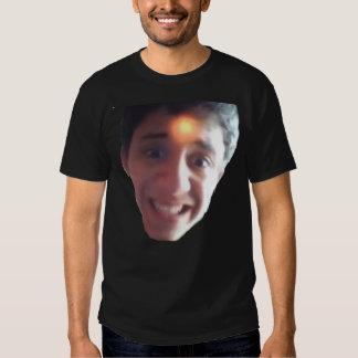 Derecho un genio camiseta