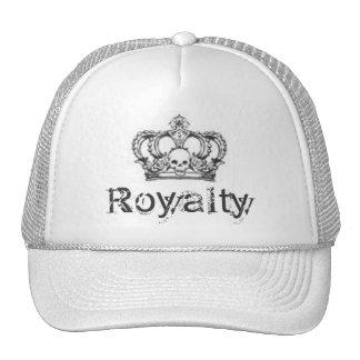 Derechos con el camionero de la corona - modificad gorra