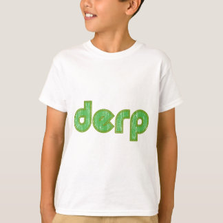 Derp 2 camiseta