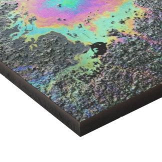 Derrame de petróleo cuadro