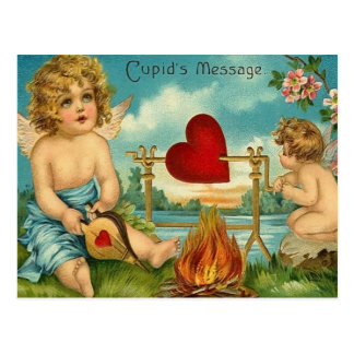 Derrita su postal de la tarjeta del día de San