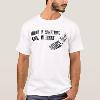 Derry_White_Shirt Camiseta