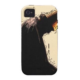 derviche del sufi en zikr iPhone 4 funda