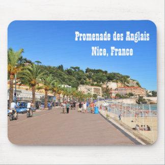 """DES Anglais de la """"promenade"""" Alfombrilla De Ratón"""