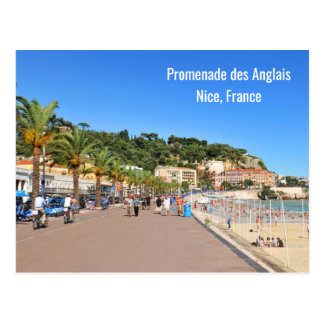 "DES Anglais de la ""promenade"" Postal"