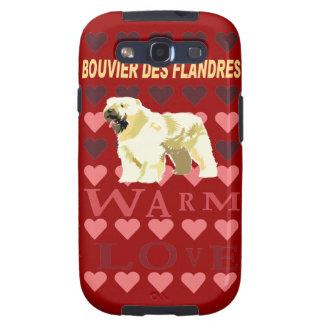 DES Flandres de Bouvier Samsung Galaxy S3 Carcasas