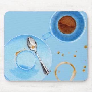 Descanso para tomar café Mousepad Alfombrilla De Ratón
