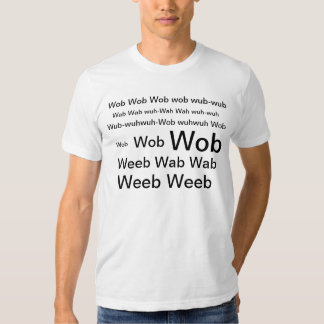 Descenso de Dubstep Camiseta