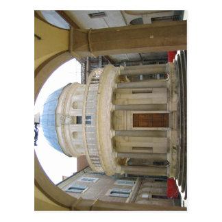 Descripción Italiano: Tempietto Sa de Donato Brama Tarjeta Postal