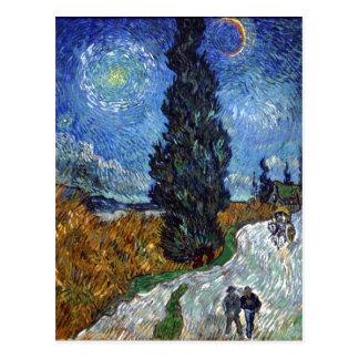 Descripción Van Gogh 1890-05-12--1890-05-15, santo Tarjeta Postal