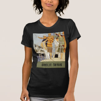 Descubra la vida:  Buen viaje Camiseta