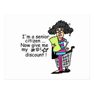 Descuento del jubilado postal