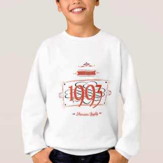Desde 1993 (Red&Black) Sudadera