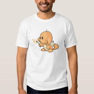 Desear Kacheek anaranjado Camiseta