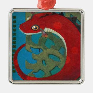 Desee el dragón adorno de cerámica