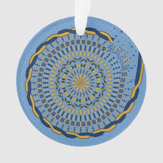 Desenredar el ornamento de acrílico