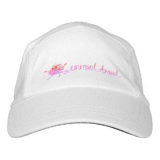 Desenrede el viaje gorra de alto rendimiento