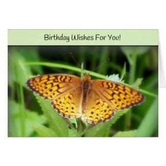 ¡Deseos del cumpleaños para usted! … Religioso Tarjeta De Felicitación