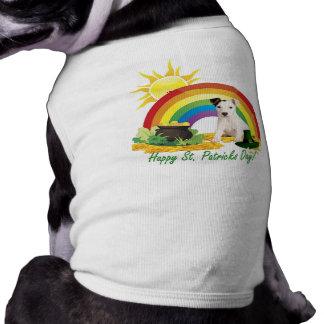 Deseos del día de Jack Russell Terrier St Patrick