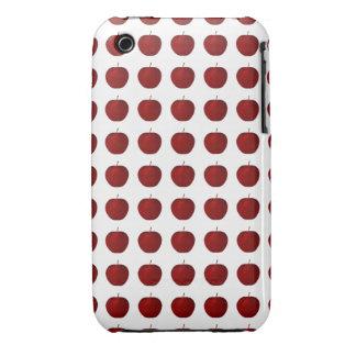 ¡DESFILE DE LAS MANZANAS! ~ FUNDA BAREYLY THERE PARA iPhone 3 DE Case-Mate