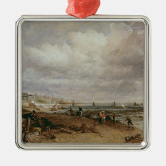 Desfile marino y embarcadero de cadena viejo, 1827 ornamento para reyes magos
