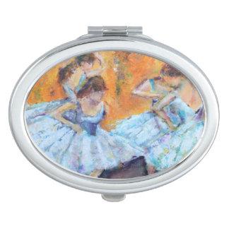 Desgasifique el espejo condensado Inspired Espejos De Viaje