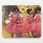 Desgasifique: Los bailarines rosados Alfombrilla De Ratón
